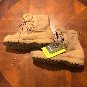 Belleville Military Combat Boots 790A 13.5 NWT
